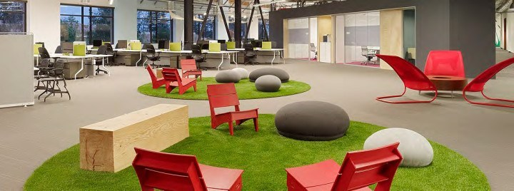Trendy Office Space
