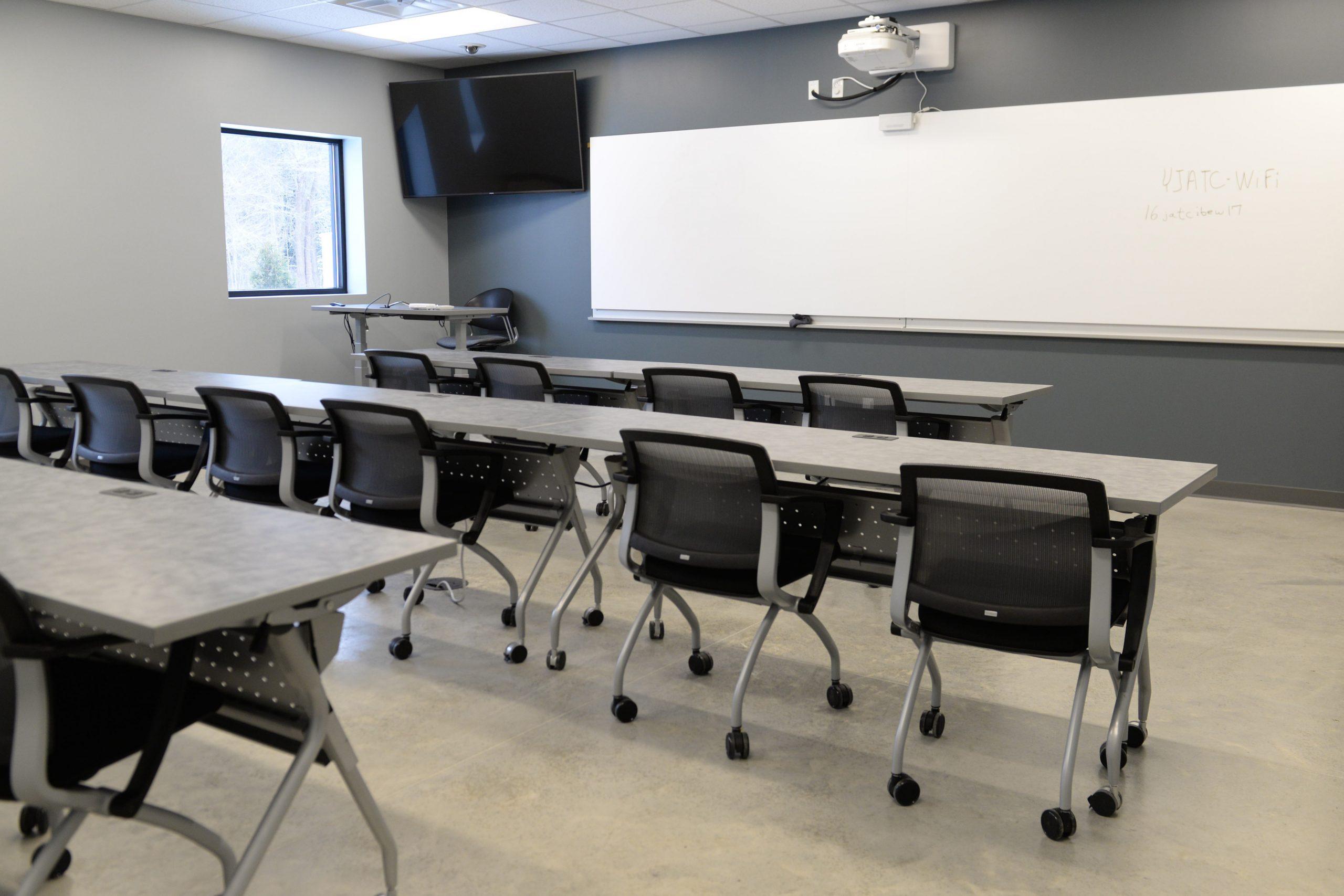JS Interior Innovations Furnishes Local Training School