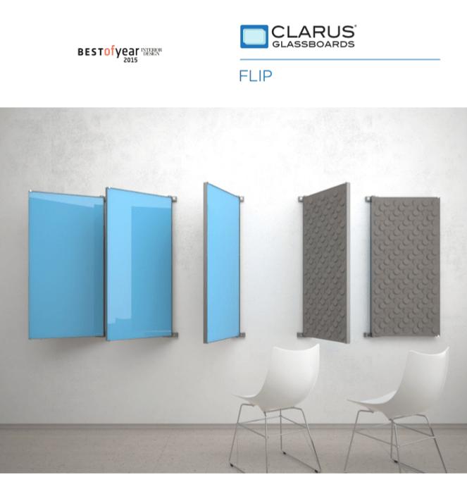 Clarus Flip Boards