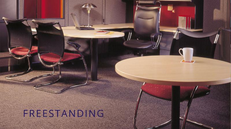 Freestanding Desks