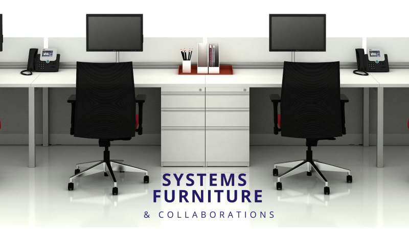 Systems Furniture & Collaboration